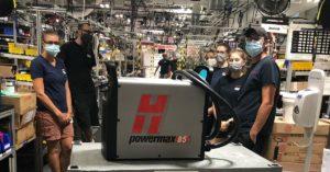 EngMach | Powermax Plasma from Hypertherm