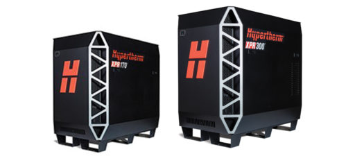 Hypertherm X Definition machinery UK and Ireland