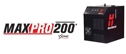 Hypertherm HD Plasma Maxpro 200