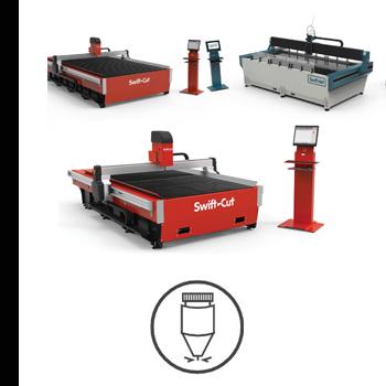 Plasma cutting tools - CNC Plasma Machinery range from Swifcut Uk